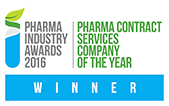 Pharma industry Awards 2016