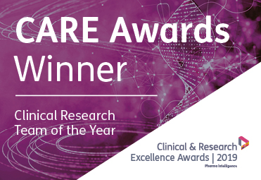 2019 Clinical and Research Excellence (CARE) Awards