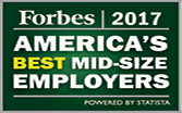 Forbes 2017 America's Best Midsize Employers